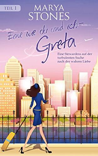 Greta 1 - Buchcover Liebesroman
