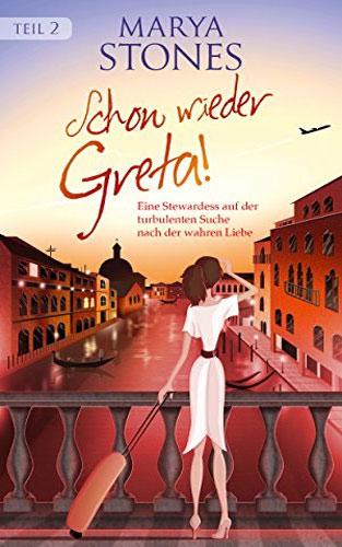 Greta 2 - Buchcover Liebesroman