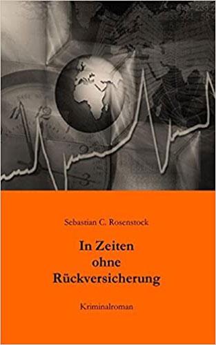 Rückversicherung - Buchcover Belletristik