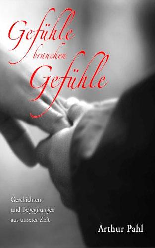 Gefühle - Buchcover Roman