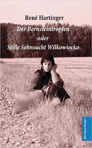 Bernsteintropfen - Buchcover Roman
