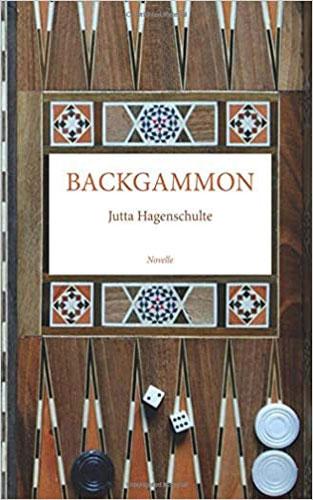 Backgammon - Buchcover Erzählung