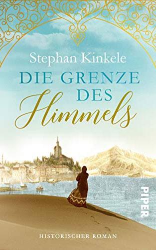 Grenze des Himmels - Buchcover Historischer Roman