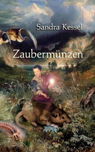 Zaubermünzen - Buchcover Fantasy Abenteuerroman
